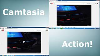 Camtasia vs Action!