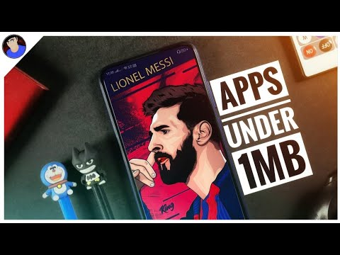 Top 10 Secret Android Apps Under 1MB January 2018