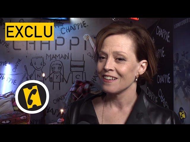 EXCLU - Alien 5 - Les révélation de Sigourney Weaver - 2016