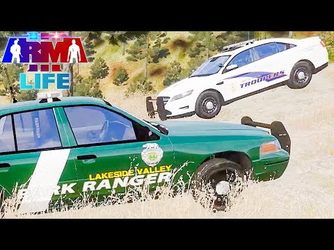 Arma 3 Life Police #91 - Fishing Brawl