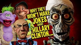 Why They Won't Make Jokes About Hillary Clinton... | JEFF DUNHAM by : Jeff Dunham