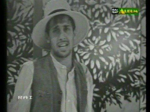 Adriano Celentano - Sono Un Simpatico