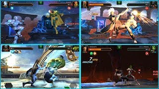 Marvel Contest of Champions 1v1 Quickplay Gameplay [Android, IOS]