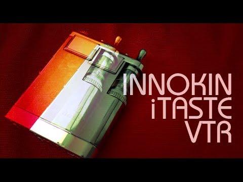 The iTASTE VTR aka The Fingerprint magnet