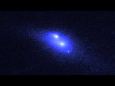 Hubble Space Telescope witnesses an asteroid mysteriously disintegrating WWW.GOO