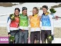 Bronzene Langlauf-Staffel lässt sich nach Husarenritt feiern MP3