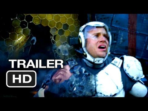 Pacific Rim Official Trailer - Resistance (2013) - Charlie Hunnam Movie HD