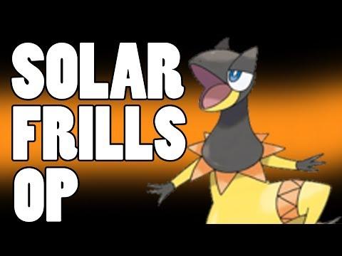helioliskPokemon X & Y Strategy - Solar Frills OP! Metagame for Heliolisk