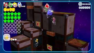 Super Mario 3D World Four-Player Playthrough - World Crown (Part 1)