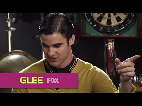 Fox Lounge - Darren & Cory: Rapid Fire | GLEE