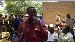 Zoom lion Ghana commends Dorimon community in the uw region