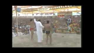 Challenging Kushti (Raju Tomer Pahlwan).flv