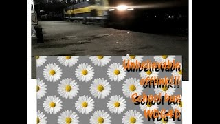 😎😮Unbelievable offlink!!!😮😎 (School bus)WDG4D #xxxx with 16209 All MYS EXPRESS.😮skipping BLD st