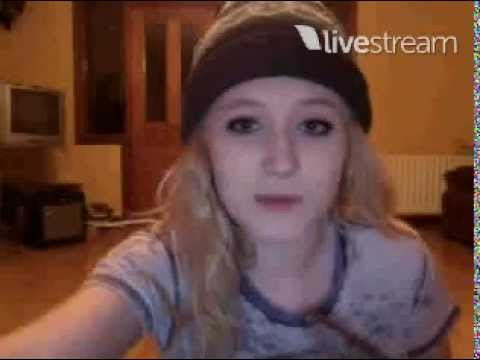 Janet Devlin - Twitcam 23 April 2013