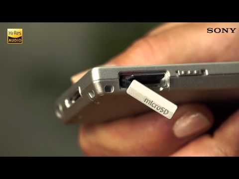Reproductor MP3 Walkman A15 Hi-Res