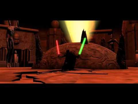 STAR WARS Jedi Knight   Lost Episode   Walley of Jedi. Звёздные войны Потерянный эпизод
