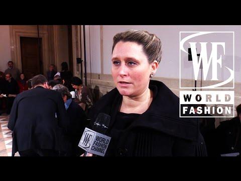 Front Row Bouchra Jarrar Spring-Summer 2015 Paris Haute Couture