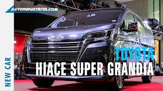 2020 Toyota Hiace Super Grandia - New Car