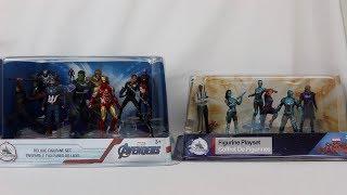 Captain Marvel & Avengers: Endgame Disney Deluxe Figurine Set Review