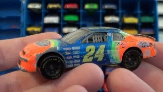 UNBOXING MY CHILDHOOD NASCAR COLLECTION