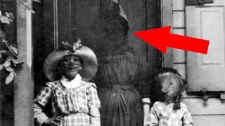 Old Mysterious Photos That Will Haunt Your Dream