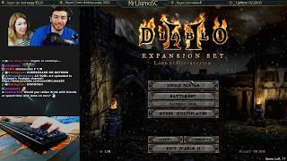 Diablo 2 - Singleplayer TYRAEL'S MIGHT FIND -  Holy Grail Sorc - GG FIND #46
