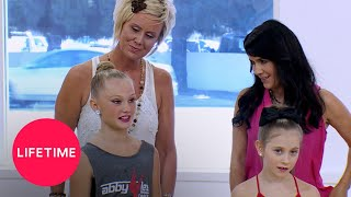 Dance Moms: Maesi Poses a Threat (Season 7 Flashback) | Lifetime