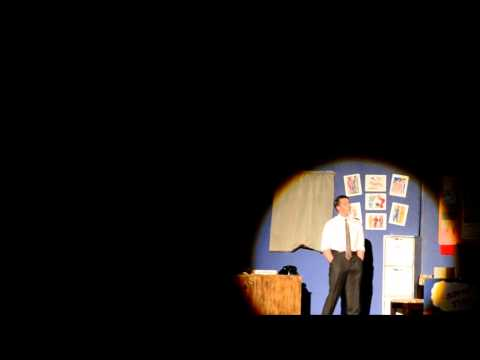 """Hey There""-The Pajama Game Musical-Bethlehem Catholic High School - 04/22/2014"