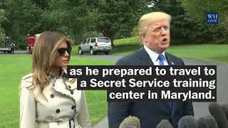 The Melania Trump impostor rumor, according to the Internet