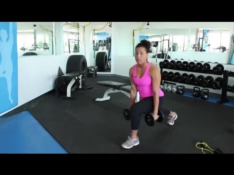 Exercises That Build Muscle in the Hips & Butt for Women : Instructional Exercise Tips