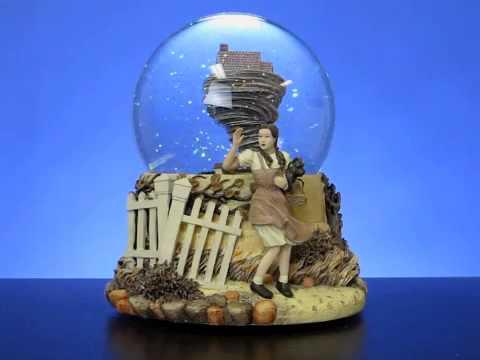 Oz™ Tornado Globe