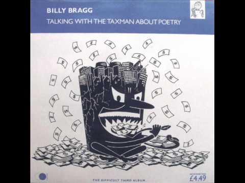 Billy Bragg - Wishing The Days Away