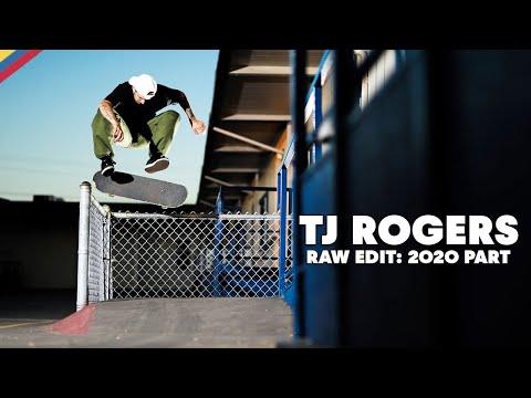 RAW EDIT: TJ Rogers 2020 Part