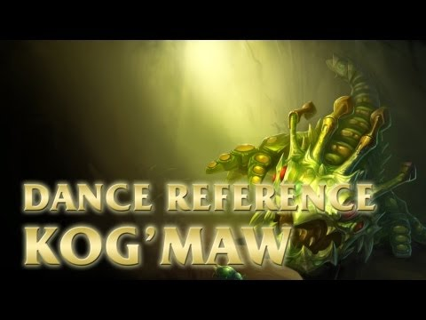 Kog'Maw - Hello, My Baby Dance - League of Legends (LoL)