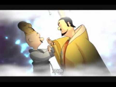 Phim hoạt hình: Mạn Đàm Tâm Kinh