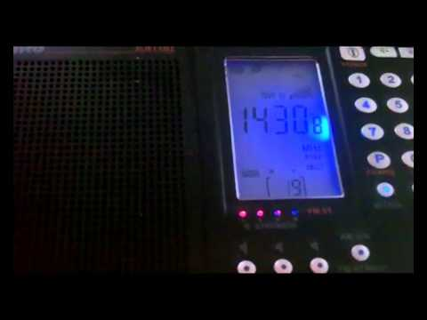 HAM RADIO : VERY NICE DX CONDITIONS - 1-17-2012