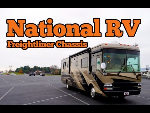Regular Car Reviews: 2004 National RV Tropi-Cal