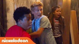 BTS: Nickelodeon's Ultimate Halloween Haunted House | Nick