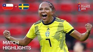Chile v Sweden - FIFA Women's World Cup France 2019™