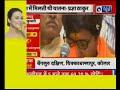 Sadhvi Pragya Thakur Cries At First Election Rally, जेल की यातनाएं सुनाते हुए रो पड़ीं प्रज्ञा ठाकुर