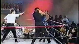 Giant Silva vs. Jerry Lawler [1998-10-03]