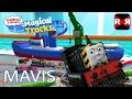 Thomas and Friends: Magical Tracks - Mavis Complete Set Walk Around
