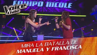 The Voice Chile | Manuela y Francisca - Hasta la raíz