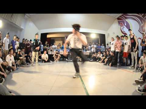 R16 China - Hong Kong Qualifier|1on1|Top8|Bboy SoRock vs Bboy Astro