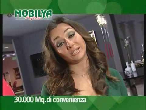 Mobilya megastore il mese dell 39 amore febbrario 2009 con flavia corrado e damiano giannini - Mobilya megastore ...
