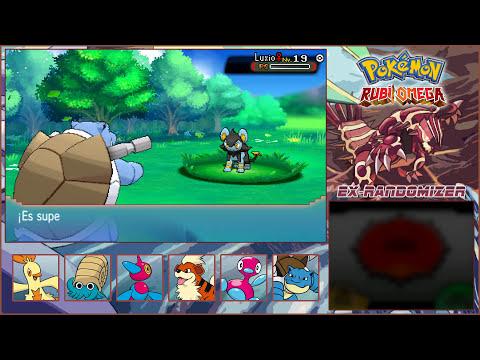 Pokémon Rubí Omega Ex Randomizer Capítulo 18 - MUCHOS MUCHOS CAMBIOS +-+