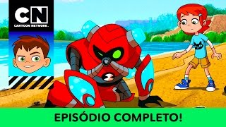 Filtro de água   Episódio completo   Ben 10   Cartoon Network