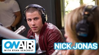 Nick Jonas On Dating Rumors, T Swift, & Demi Collab   On Air with Ryan Seacrest