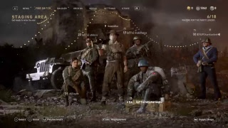 Call Of Duty WW2 Multiplayer Game (COD WW2 Multiplayer )
