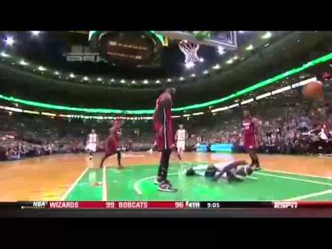 Lebron Dunk On Jason Terry Undertaker